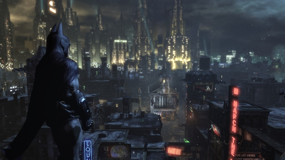 The Streets of Arkham City Are Prowled By Lunatics
