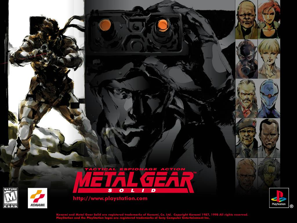 Metal Gear Solid Analysis: The Identity Trilogy Part 1: The Twin Snakes