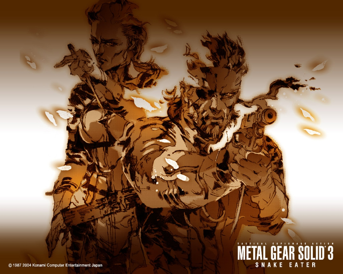 Metal Gear Solid Analysis: The Identity Trilogy Part 3: SnakeEater