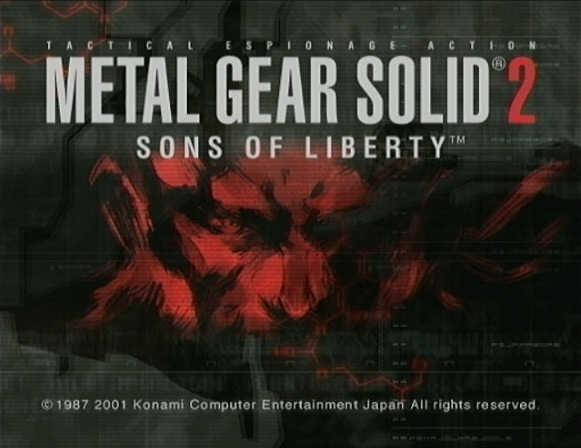 Metal Gear Solid Analysis: The Identity Trilogy Part 2: Sons of Liberty