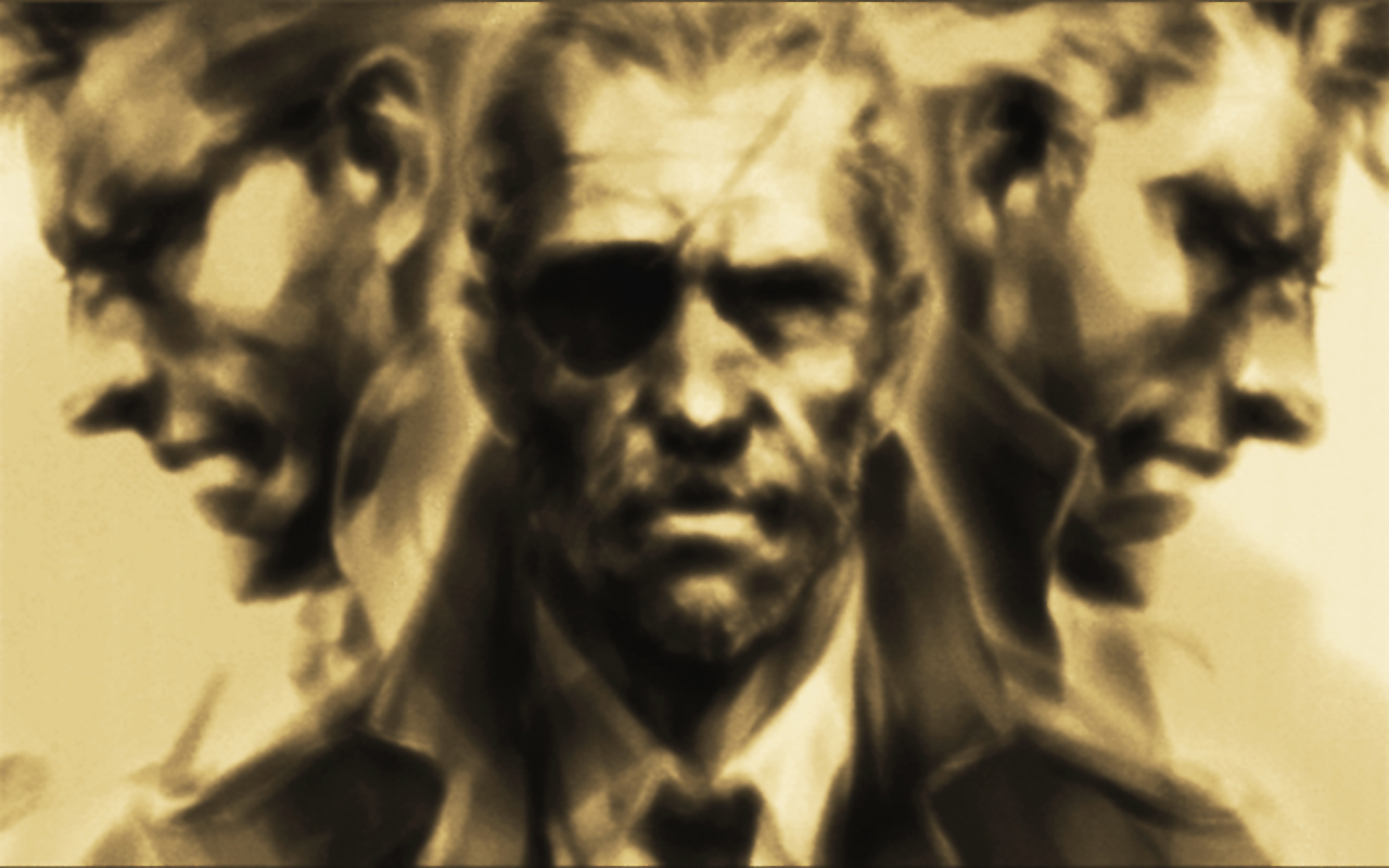 Metal Gear Solid Analysis The Identity Trilogy Script Routine
