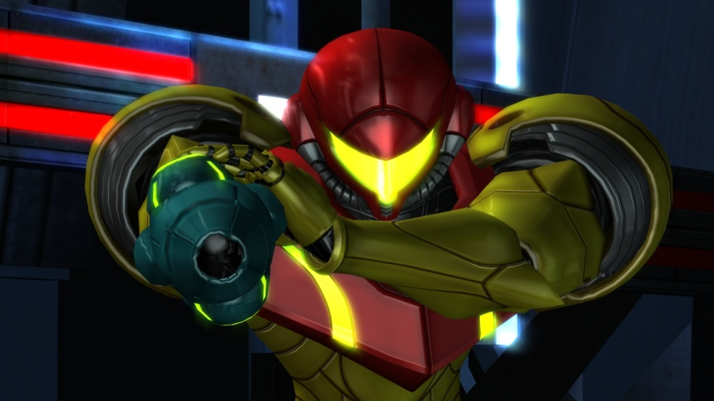METROID- OTHER M SAMUS CANNON