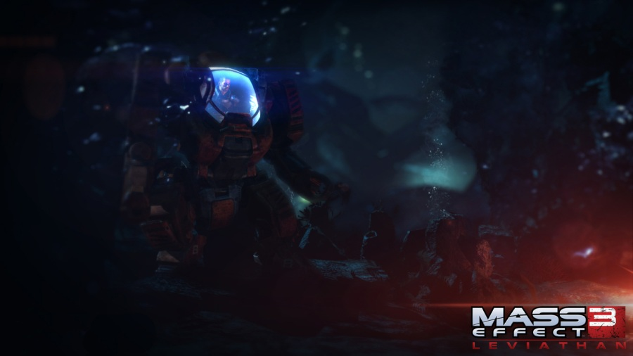 Mass Effect 3 'Leviathan' dlc
