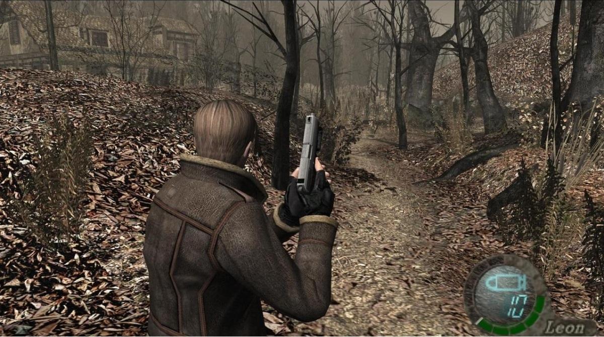Resident Evil 4's SilentTutorial