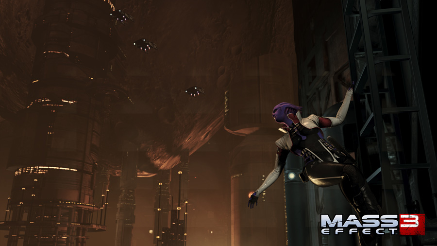 Mass Effect 3 'Omega' dlc
