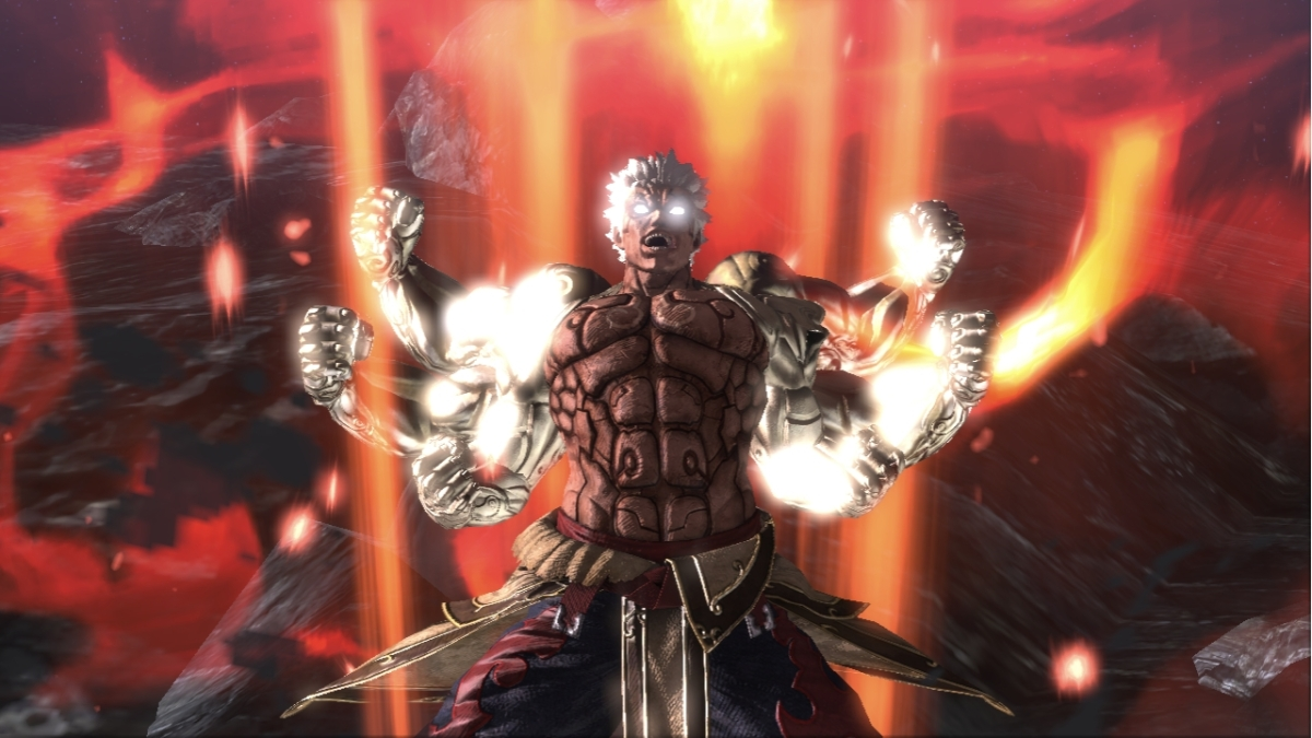 Asura's Wrath: The New Anime
