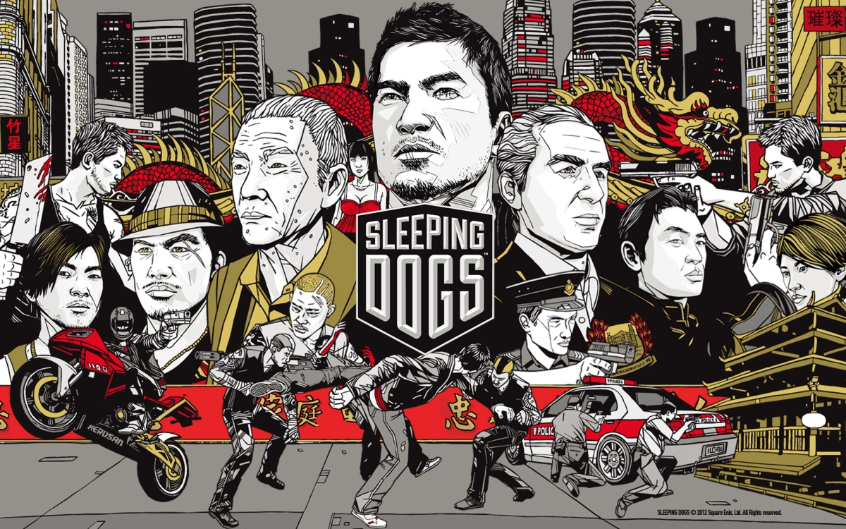 Sleeping Dogs: Year of the Dog