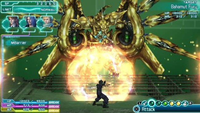 Crisis Core: Final Fantasy 7: The Cinematic 'Not Quite Action', 'Not Entirely RPG' Action RPG