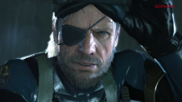 METAL GEAR SOLID; GROUND ZEROES