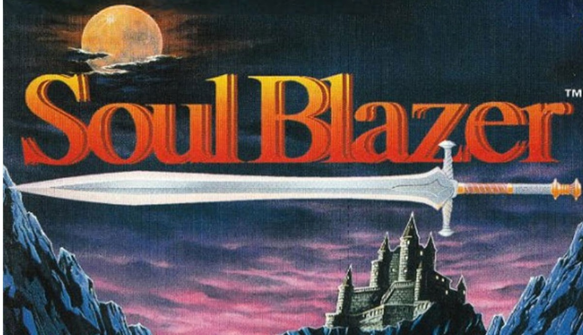 Soul Blazer: Blazin' The Trail