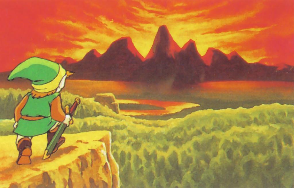 Discovering The Adventurer's Spirit In The Legend OfZelda