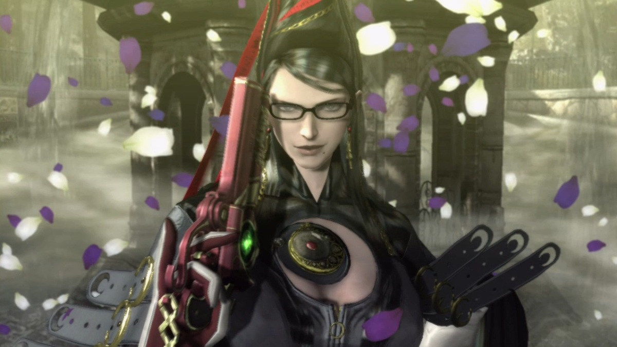 Bayonetta's High-Flying, Pistol-Stiletto Burlesque