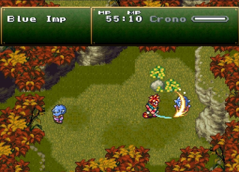 CHRONO TRIGGER- FIRST FIGHT
