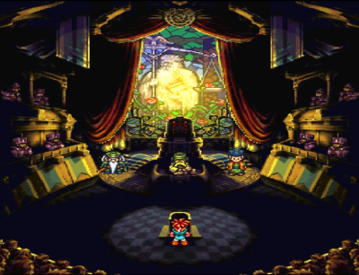 CHRONO TRIGGER- TRIAL