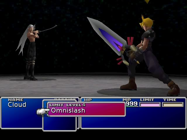 FINAL FANTASY 7- SHOWDOWN