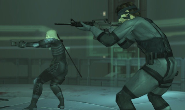 METAL GEAR SOLID 2- SNAKES