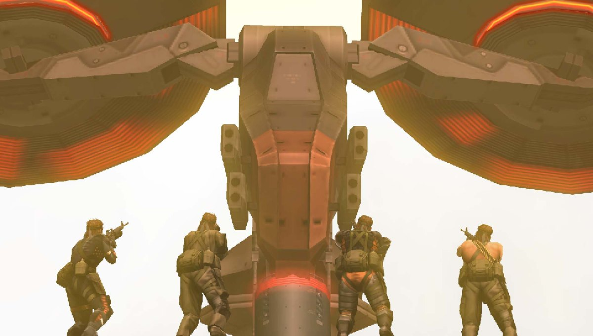 Metal Gear Solid Analysis: The Proxy Trilogy Part 2: PeaceWalker