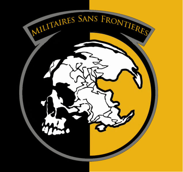 METAL GEAR SOLID PEACE WALKER- MILITAIRES SANS FRONTIERES