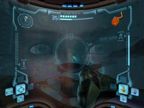 metroid prime- reflection