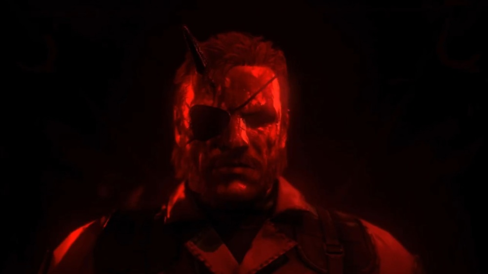 METAL GEAR SOLID V- BIG BOSS DEMON
