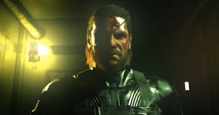 METAL GEAR SOLID V- BIG BOSS