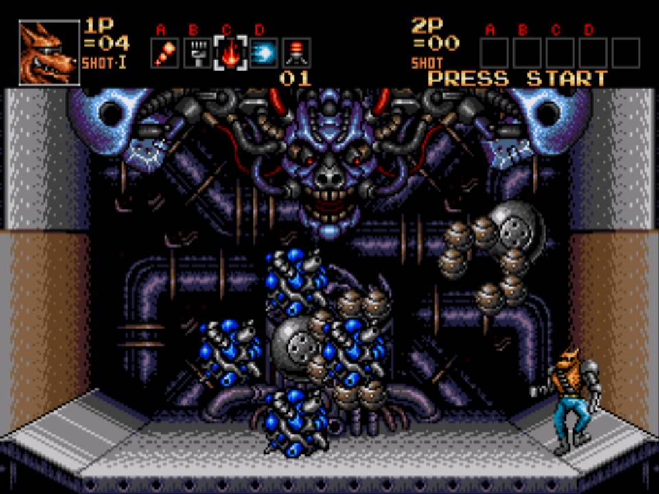 CONTRA- HARD CORPS RESEARCH CENTER AI