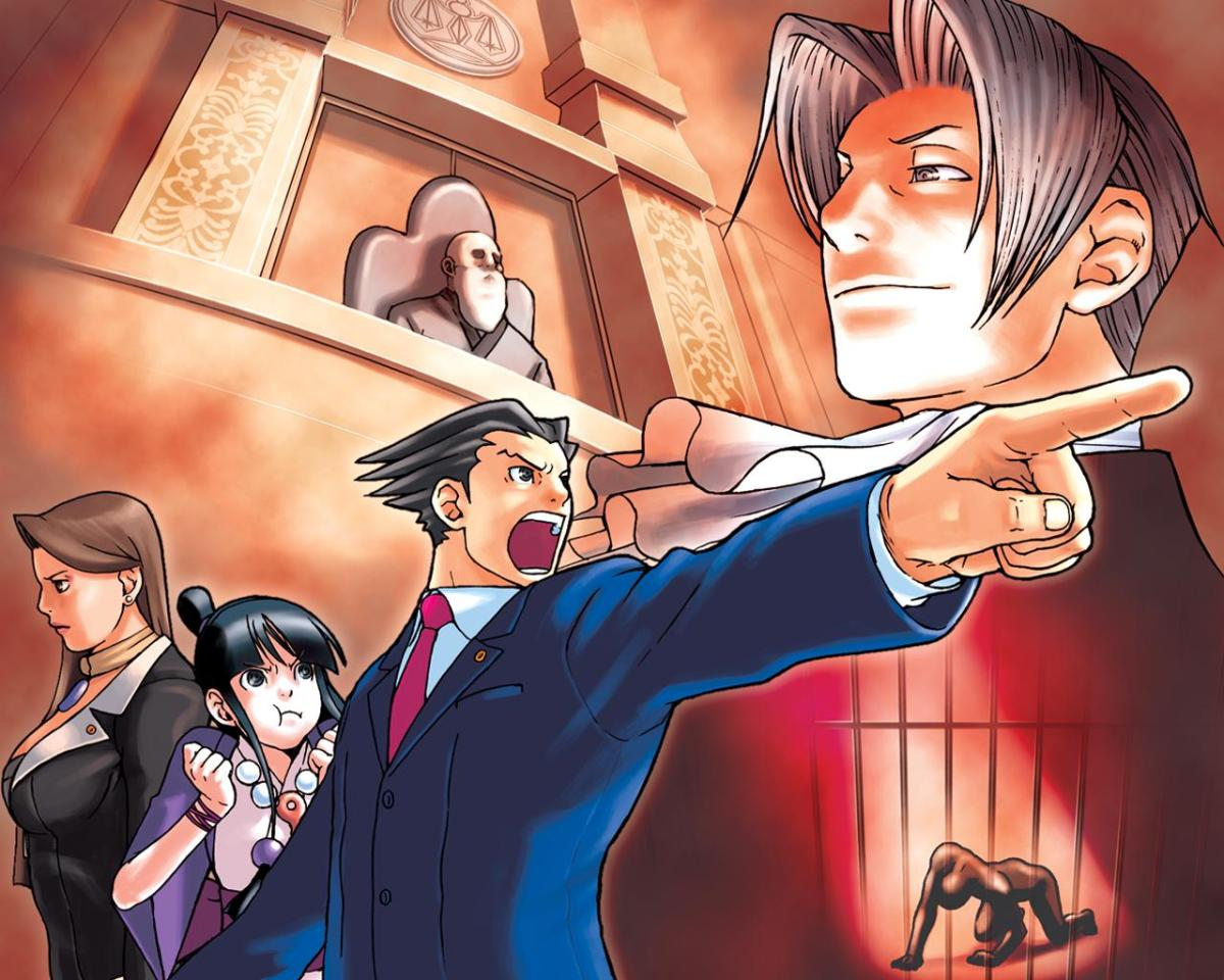 Take That! Cross Examining Phoenix Wright's Judicial Arts