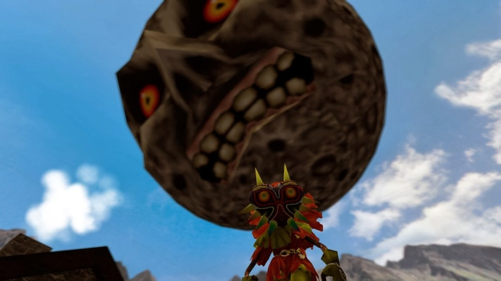 THE LEGEND OF ZELDA- MAJORA'S MASK SORROW