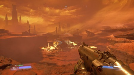 DOOM 2016 MARS