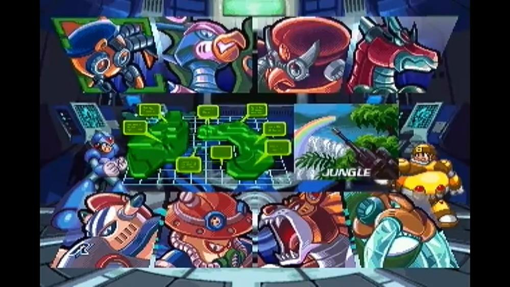 mega-man-x4-boss-screen