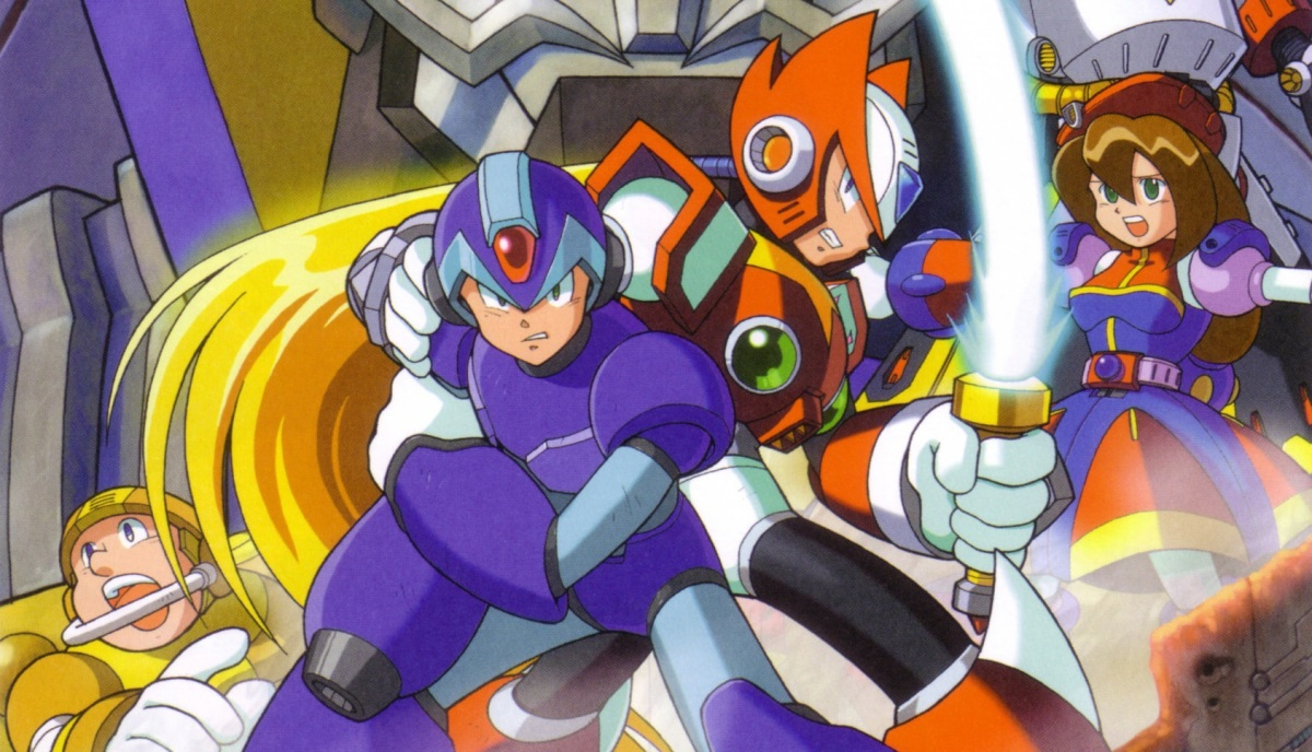 Going Maverick: How X4 Upgraded Mega Man'sHardware