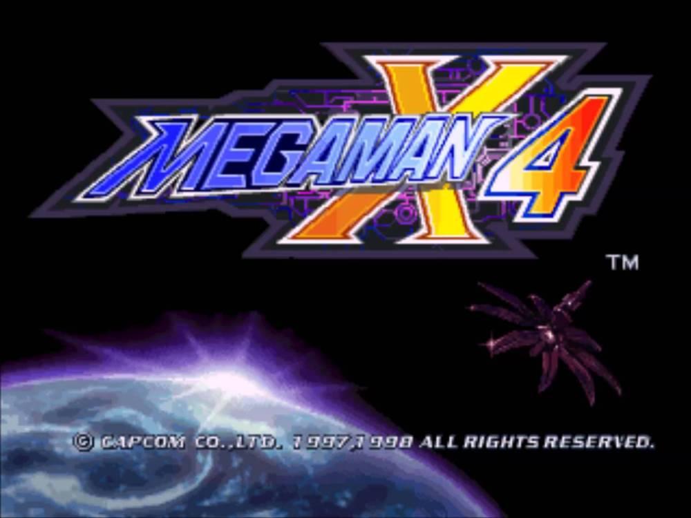 mega-man-x4-title