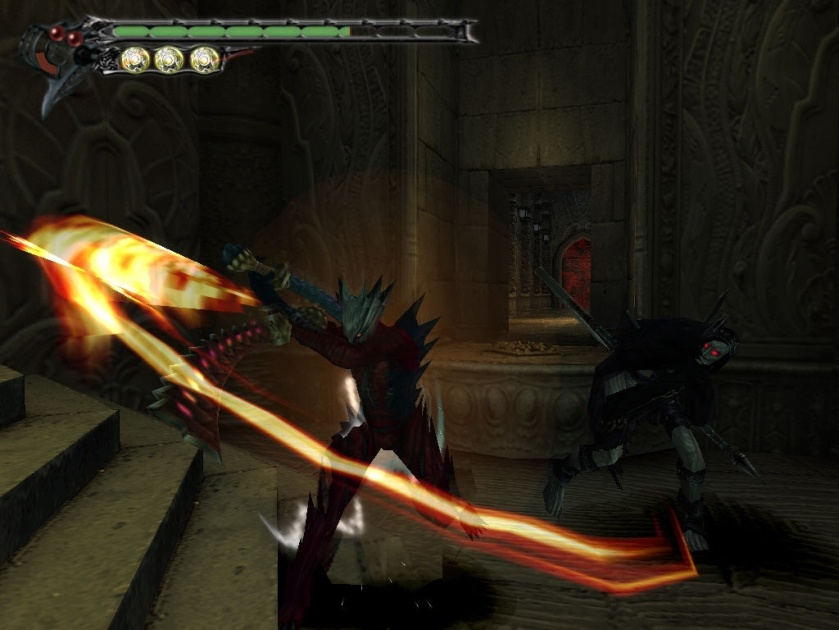 DEVIL MAY CRY 2 DEVIL TRIGER