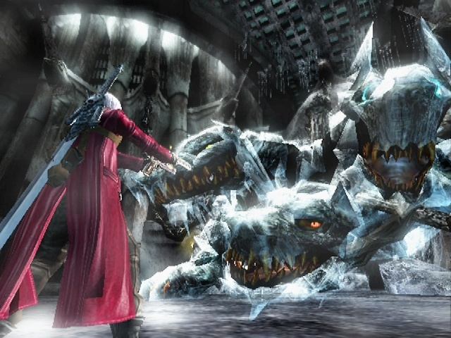 DEVIL MAY CRY 3 CERBERUS