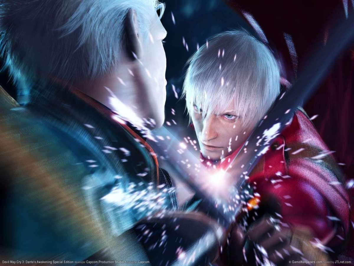 Devil May Cry 3: Bearing Witness To Dante'sAwakening