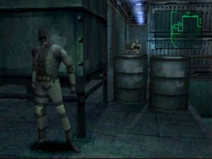 METAL GEAR SOLID- DOCK 1