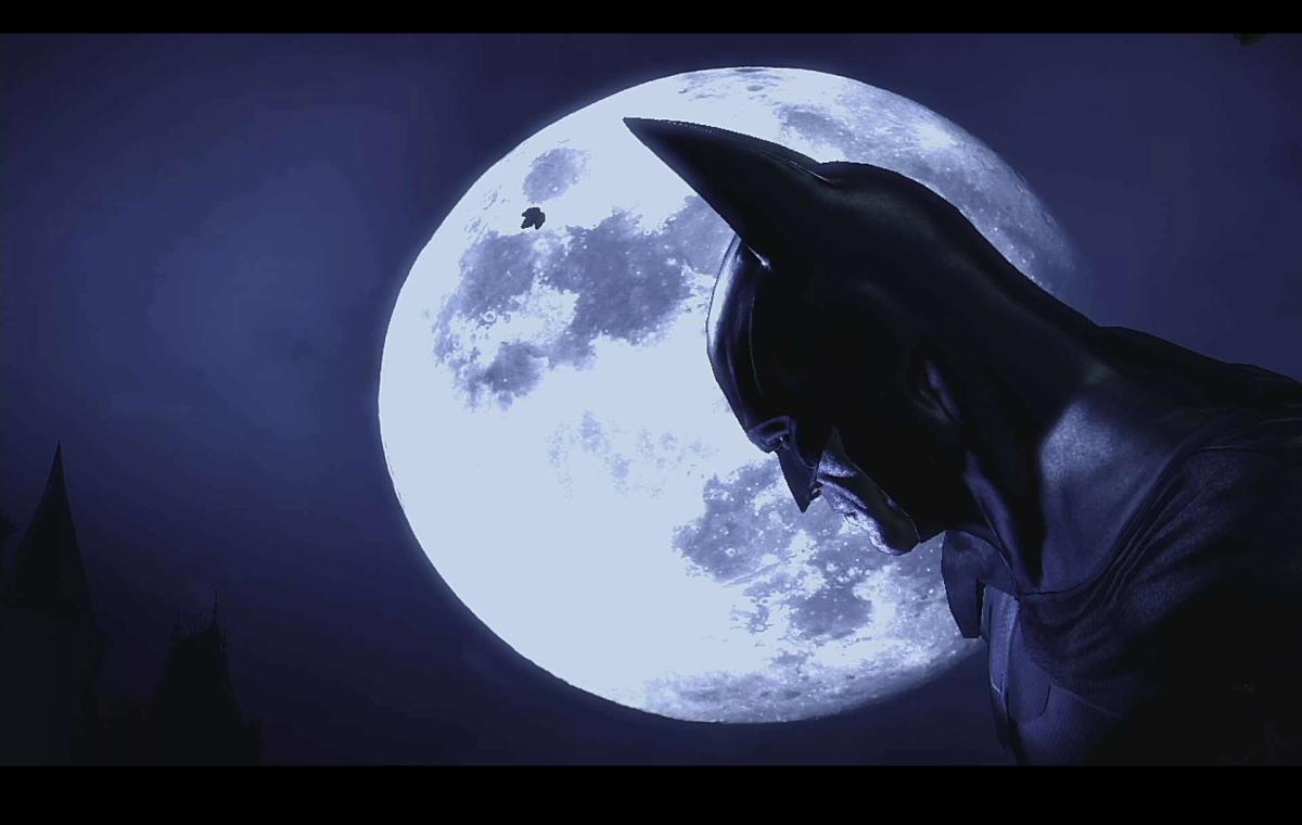 Psychoanalyzing Batman: Arkham Asylum's MultiplePersonalities